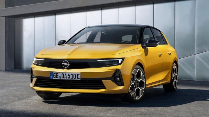 Opel przedstawił dziś całkowicie nową, szóstą generację modelu Astra