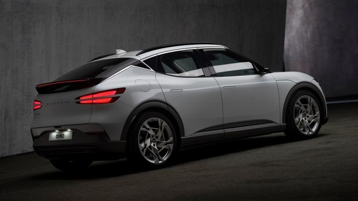Genesis GV60 znacznie więcej niż luksusowa jazda samochodem elektrycznym