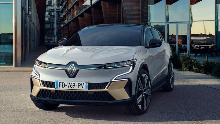 Zupełnie nowy w pełni elektryczny Renault Megane E-Tech