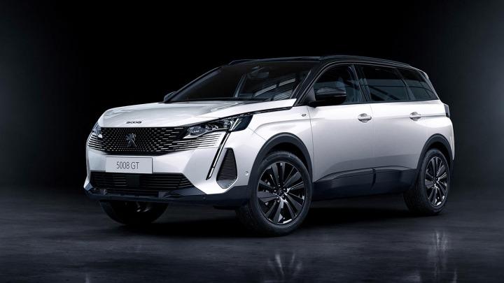 Nowy SUV Peugeot 5008 prezentacja polskiej gamy