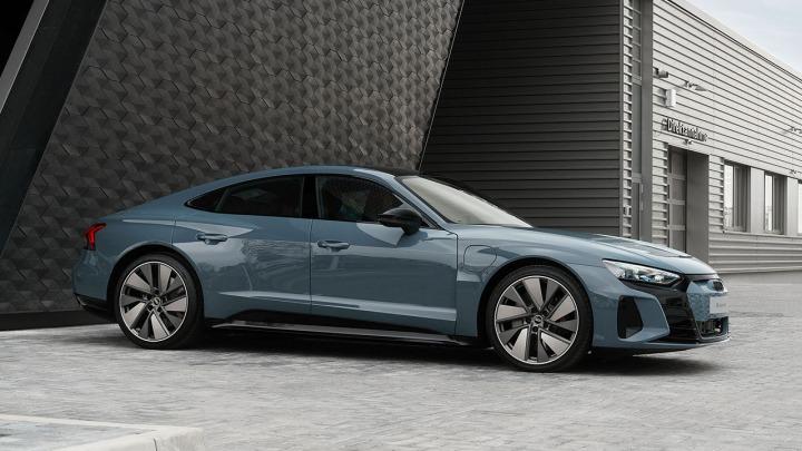 Audi e-tron GT - Gran Turismo inne niż wszystkie