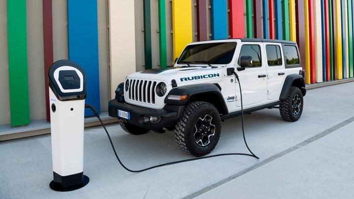 Premiera nowego Jeepa Wranglera 4xe