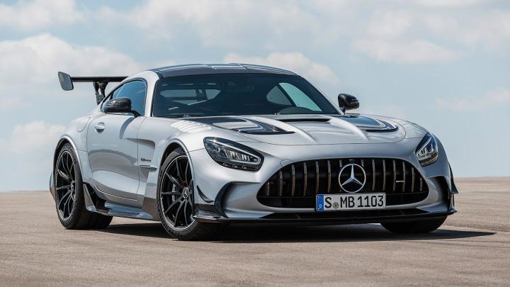 Najmocniejszy seryjny silnik AMG V8 w historii, oto nowy Mercedes-AMG GT Black Series