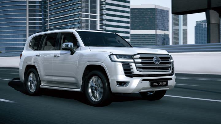 Światowa premiera zupełnie nowej Toyoty Land Cruiser