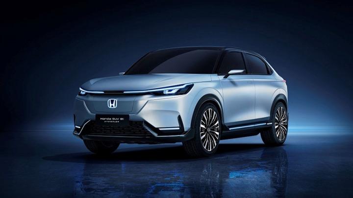 Honda zaprezentowała dziś światową premierę Hondy SUV e:prototyp