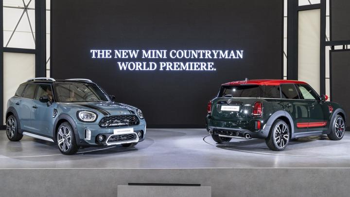 Korea przedstawia pierwszego na świecie nowego MINI Countryman