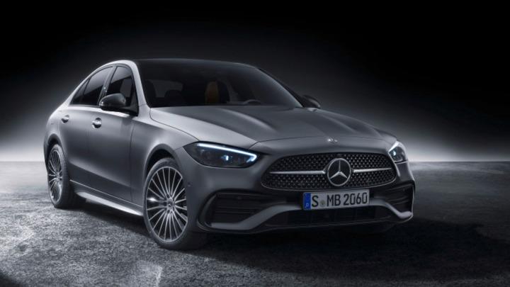 Nowa Klasa C Mercedes-Benz limuzyna i kombi