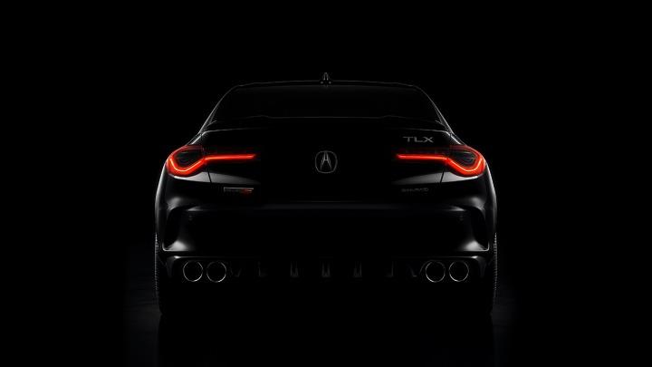 Acura TLX następna generacja premiera online