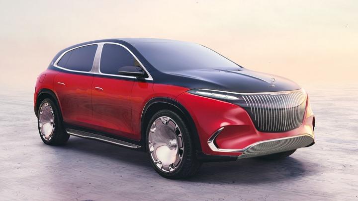 Premiera Concept Mercedes-Maybach EQS