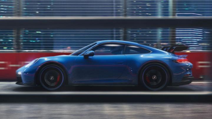 Premiera Porsche 911GT