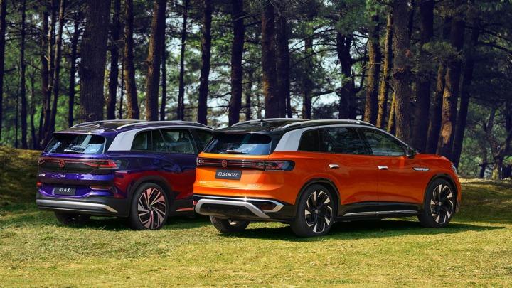 Światowa premiera VolkswagenaID.6