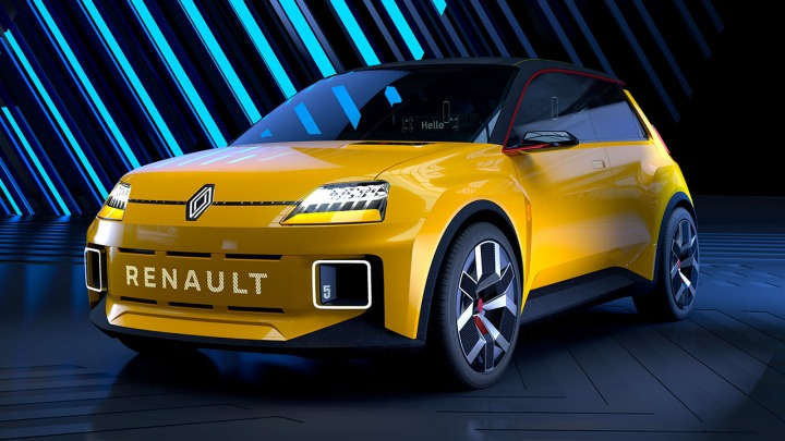 Renault prezentuje Renault 5 Prototype