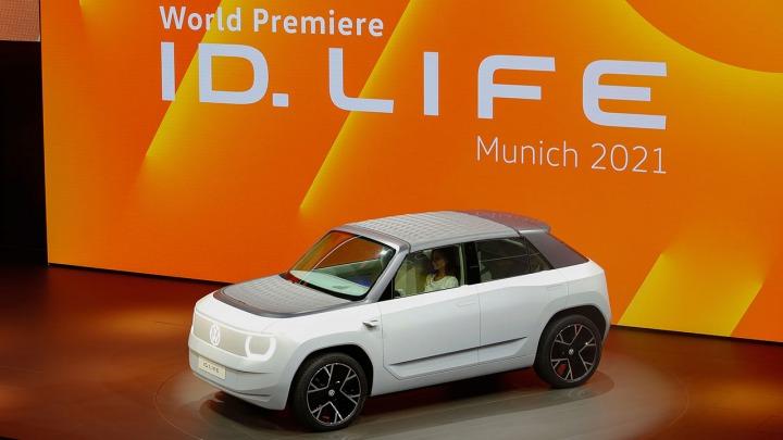Premiera Volkswagena ID. LIFE concept na Targach Motoryzacyjnych IAA Mobility w Monachium