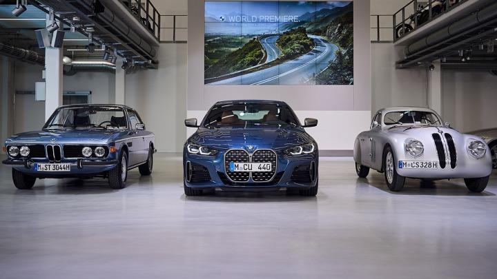 Światowa premiera całkiem nowego BMW serii 4 Coupe