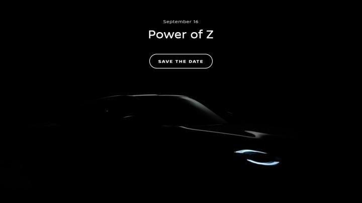 Nissan pokazał pierwszy zwiastun następcy Nissana 370Z. 16 września zobaczymy Z Proto Concept