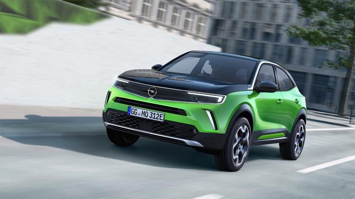Wreszcie jest. Nowy Opel Mokka elektryczny i energetyczny