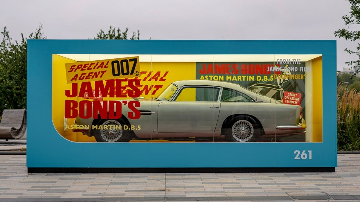 Aston Martin rozpoczyna kampanię No Time To Die