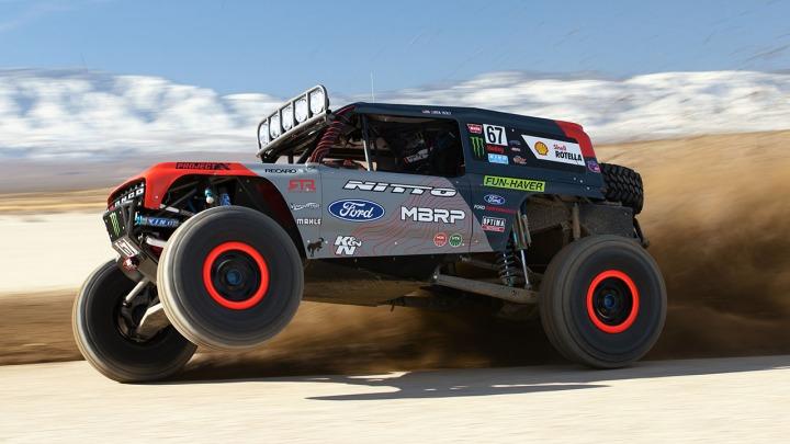 Ford Performance przedstawia BRONCO w ekstremalnej wersji off-road