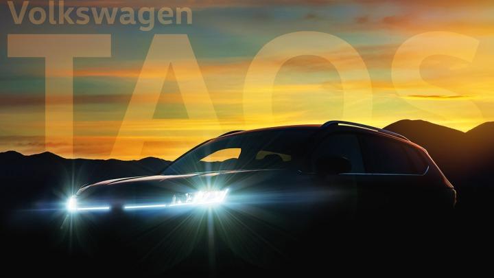 Nowy kompaktowy SUV Volkswagena nazywać się będzie Taos