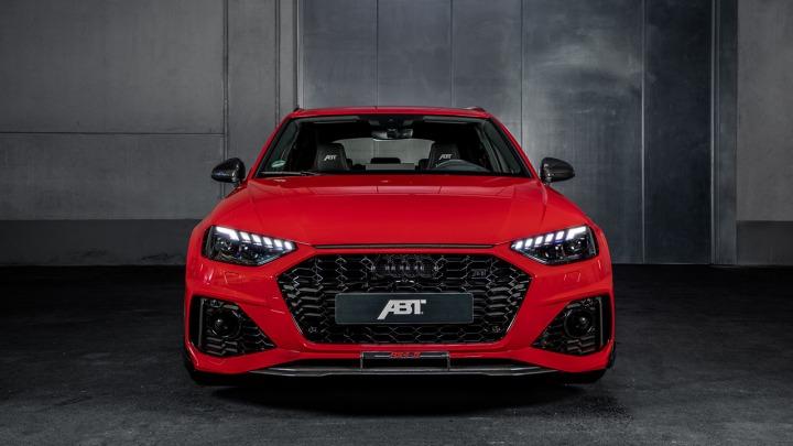 Audi RS 4 w wersji od ABT