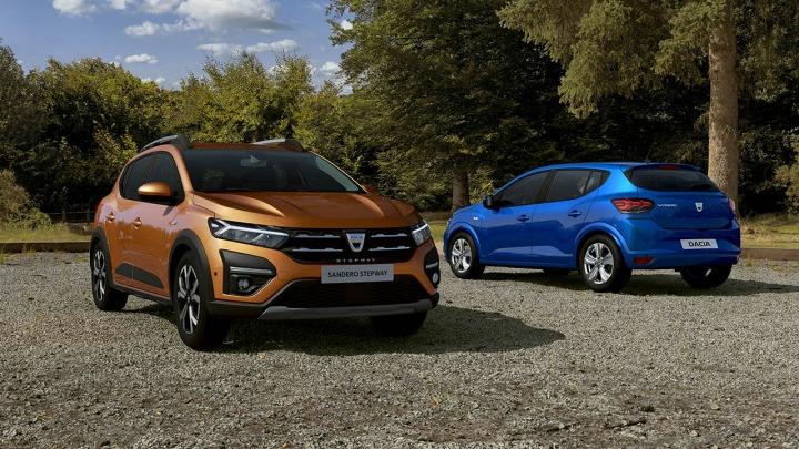 Nowe Dacia Sandero, Sandero Stepway i Logan całkowicie odnowione i zmodernizowane trzecia generacja