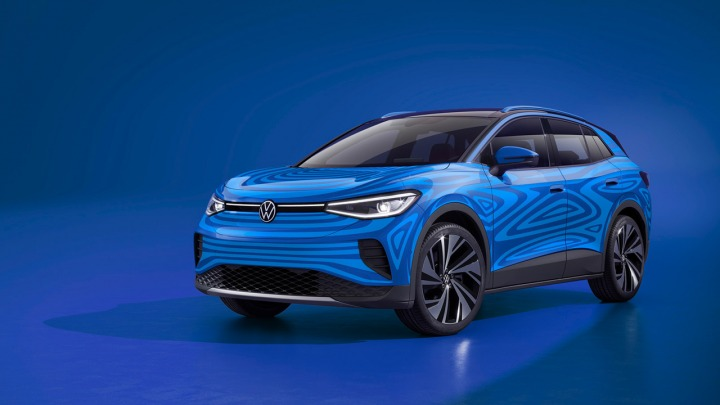 Volkswagen rozpoczyna seryjną produkcje ID.4