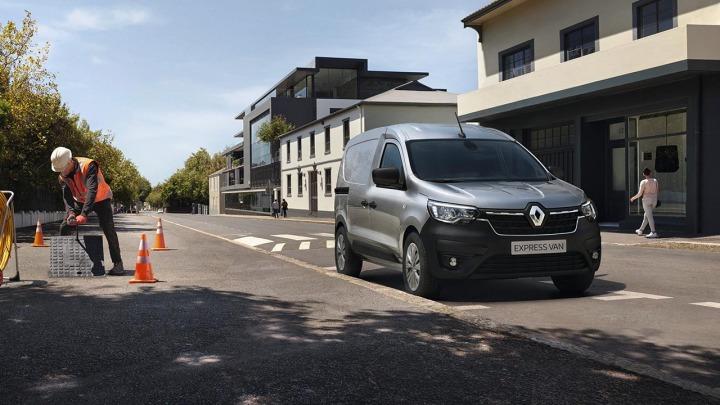 Całkiem nowe Renault Express