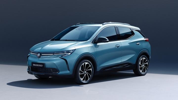 Elektryczny Buick Velite 7 oficjalnie zadebiutował na rynku chińskim