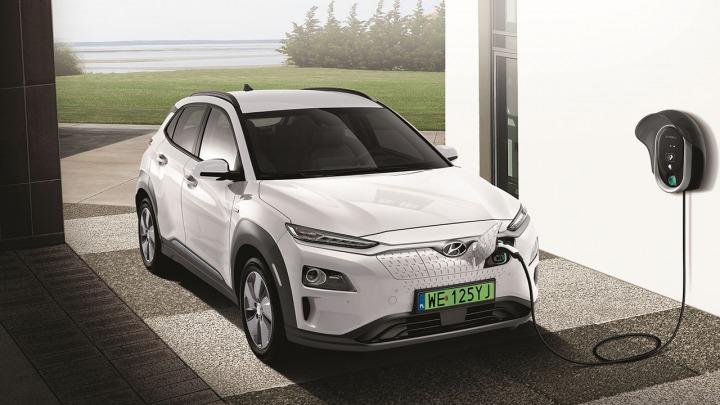 Hyundai Kona Electric w programie Zielony Samochód