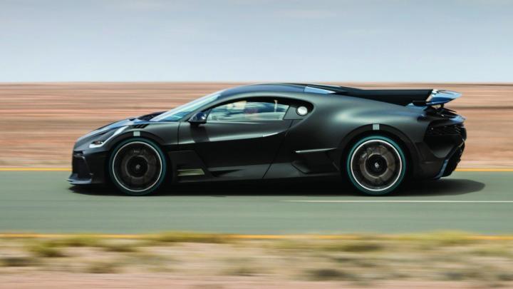 Bugatti Divo hipersportowy samochód zostanie dostarczony klientom w tym roku