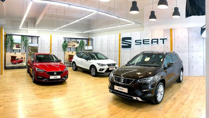 Polska premiera odświeżonego modelu SUV-a Seata Ateca