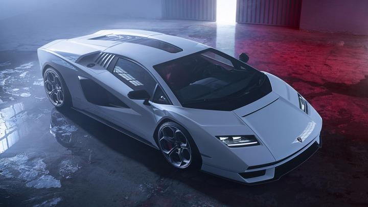 Nowe Lamborghini Countach LPI 800-4