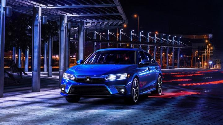 Całkowicie nowa Honda Civic Sedan 11. generacji
