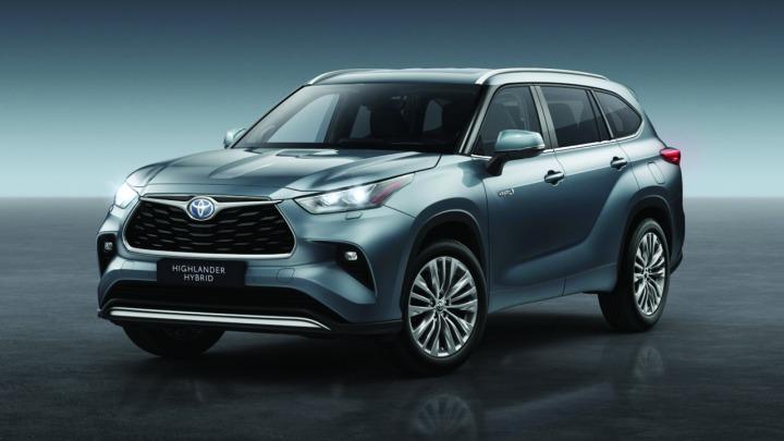 Toyota Highlander nowy 7-osobowy SUV debiutuje w Europie