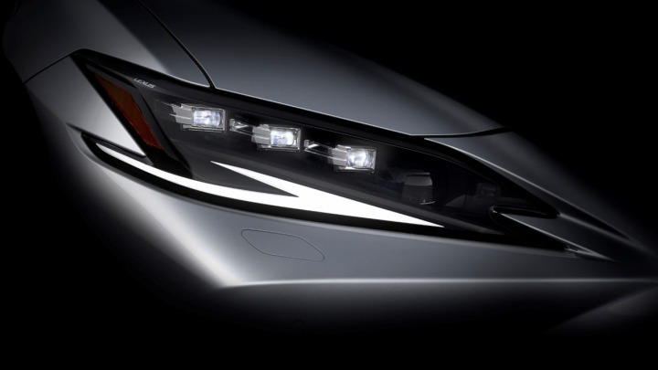 Nowy Lexus ES zadebiutuje na targach w Szanghaju