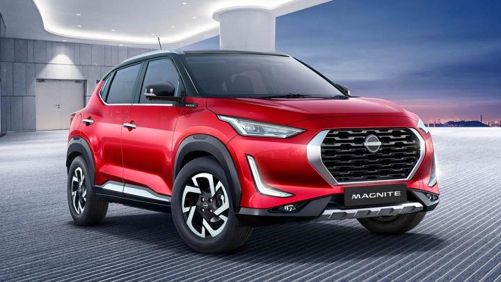 Nissan Magnite zupełnie nowy SUV