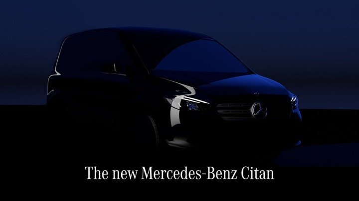 Wkrótce premiera nowego modelu Mercedes-Benz Citan