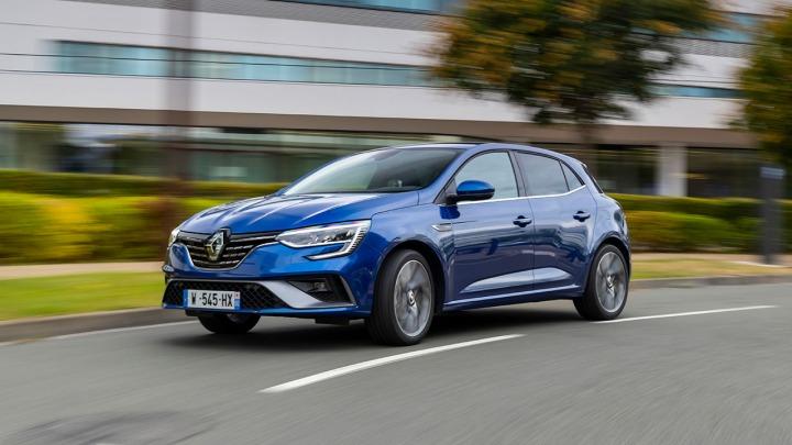 Nadchodzi nowy Renault Megane