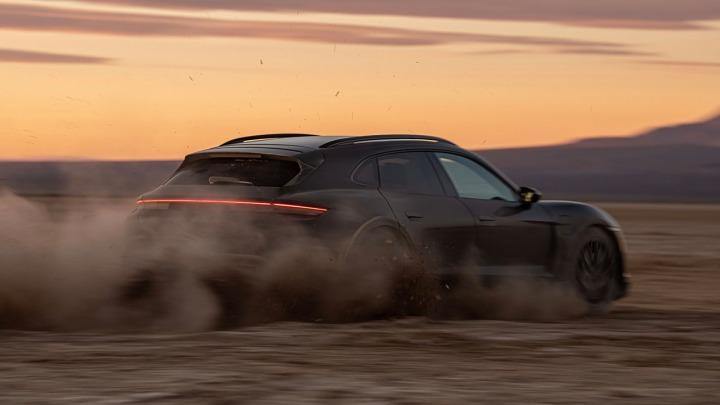 Wkrótce premiera Porsche Taycan Cross Turismo