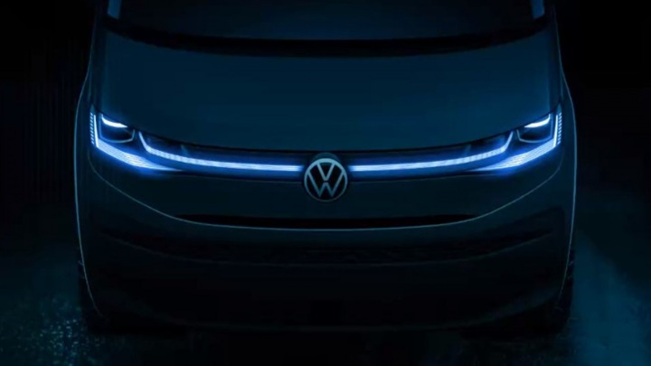 Volkswagen zapowiada nowego Multivana