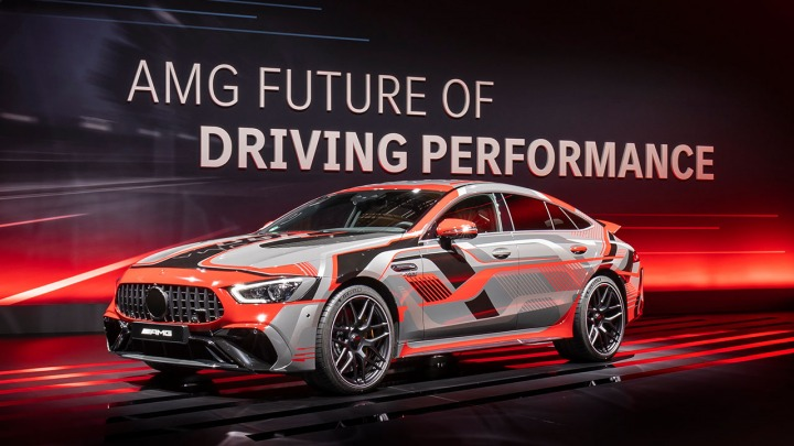 Mercedes-AMG Driving Performance