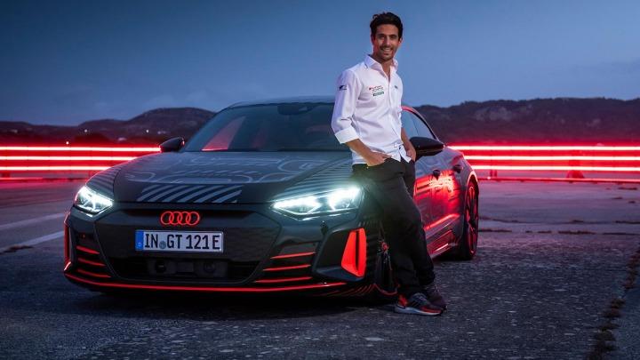 Test przedprodukcyjnej wersji Audi RS e-tron GT
