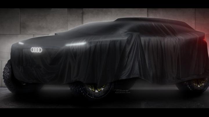 Audi wystartuje w Rajdzie Dakar
