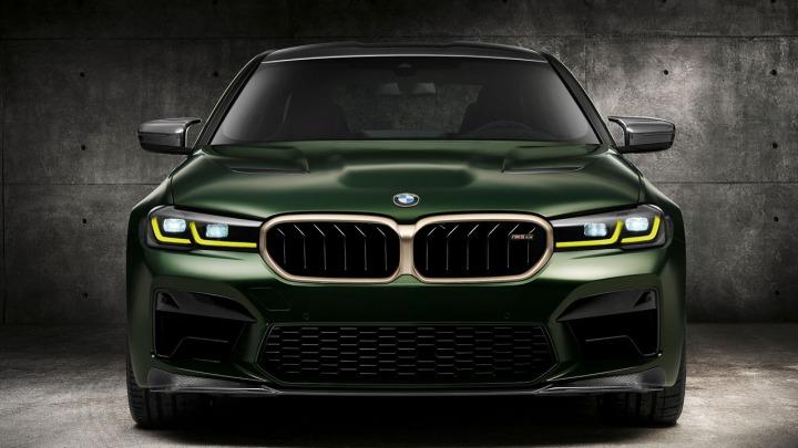 Od 0 do 100 km/h w 3,0 s w nowym BMW M5 CS o mocy 635 KM