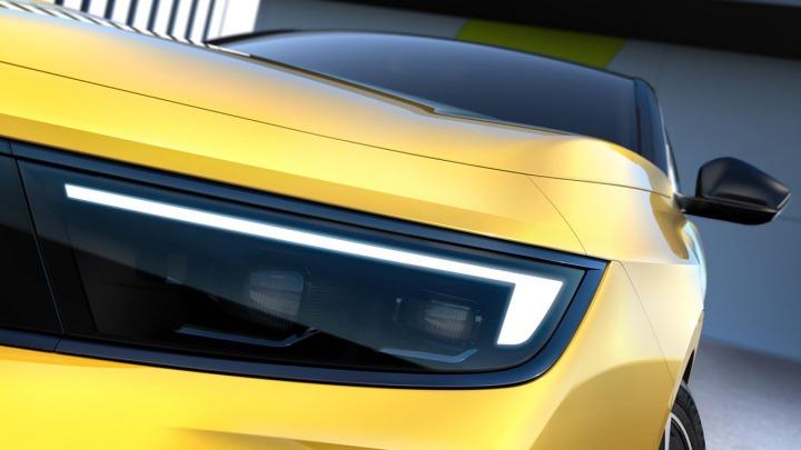 Opel po raz pierwszy pokazuje przyszłość Astry
