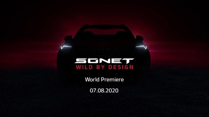 Kia Sonet pierwsze spojrzenie na nowego kompaktowego SUV-a