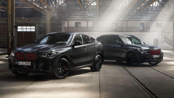 Limitowana edycja BMW X5 i BMW X6 Black Vermilion