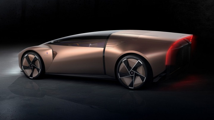 Pininfarina TEOREMA Virtual Concept Car