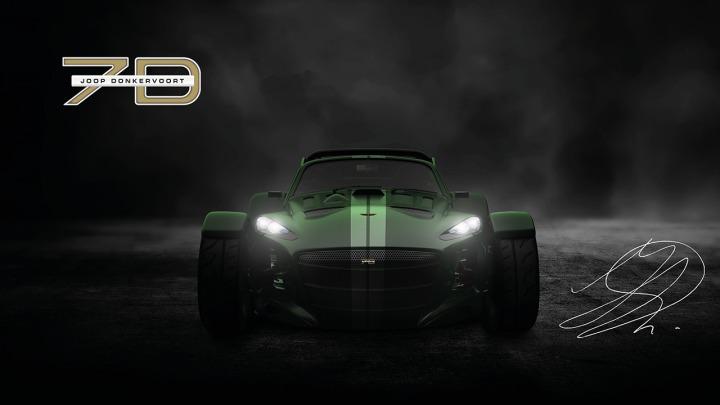 Pewnie nie słyszałeś o Donkervoort holenderskim producencie super sportowych samochodów