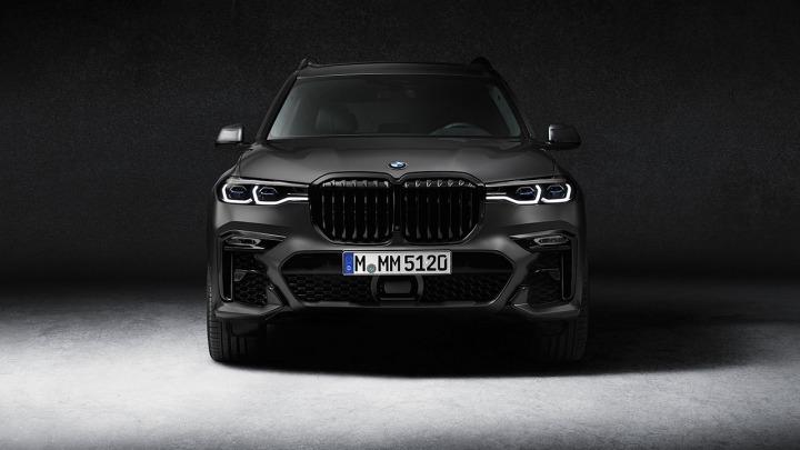 Tylko 500 sztuk BMW X7 Edition Dark Shadow